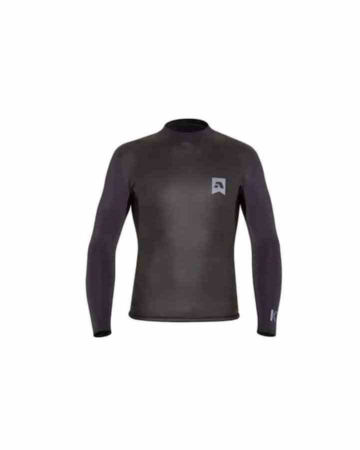 K-Series 2/2 Long Sleeve Vest – limestone neoprene