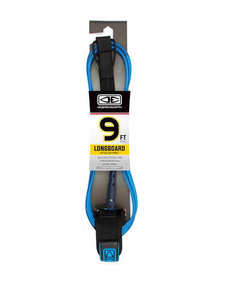 Longboard Regular Moulded Leash