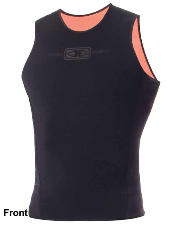 Mens Supa-Flex Sleeveless Vest -1.5mm