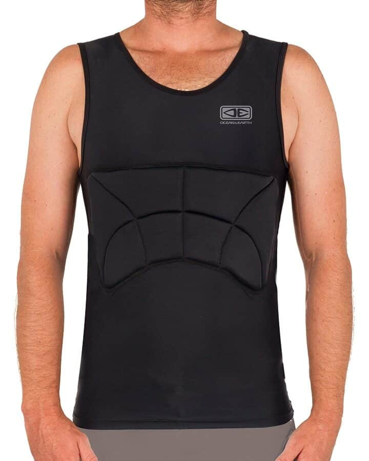 Rib Guard Padded Vest