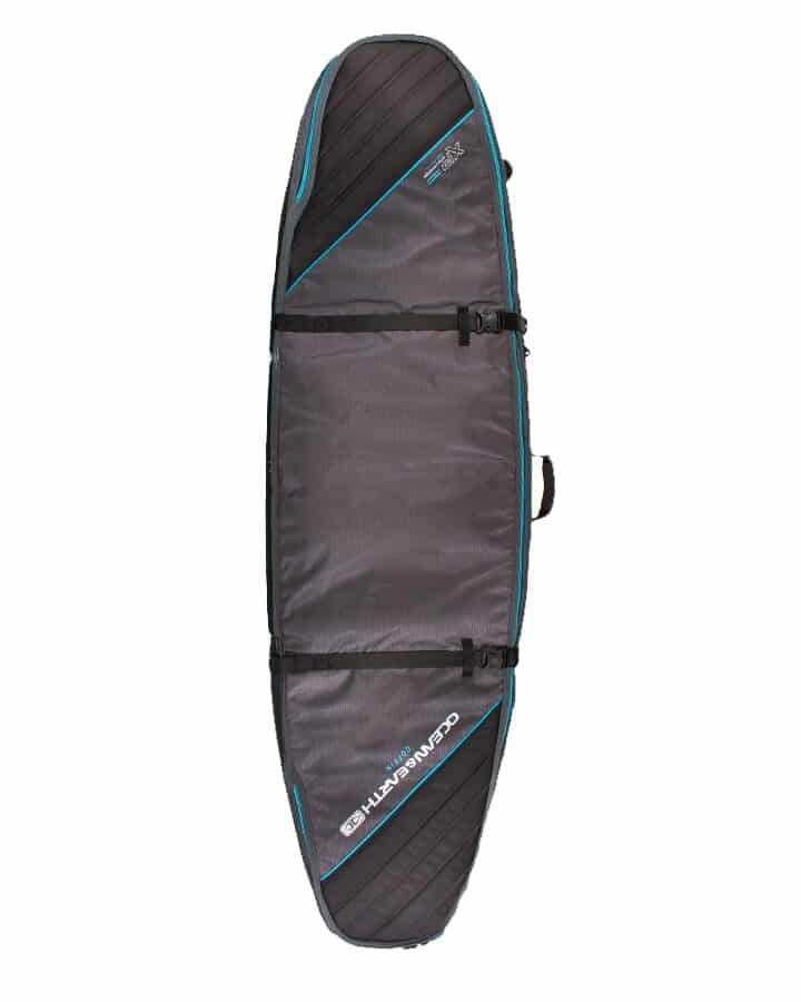 Double Coffin Shortboard Board Cover